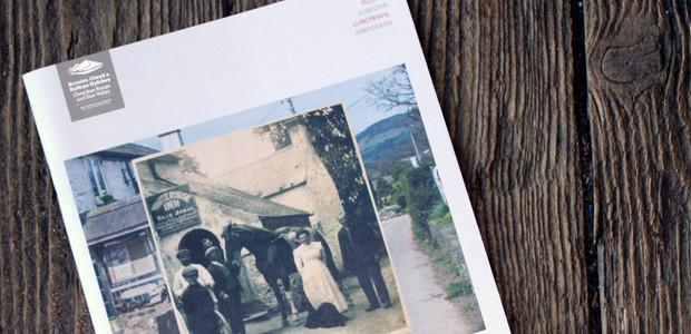Llangynhafal booklet