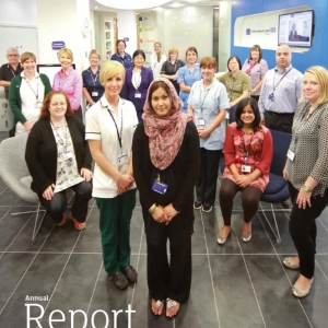 Liverpool Community Health Annual Reports 2010-2015