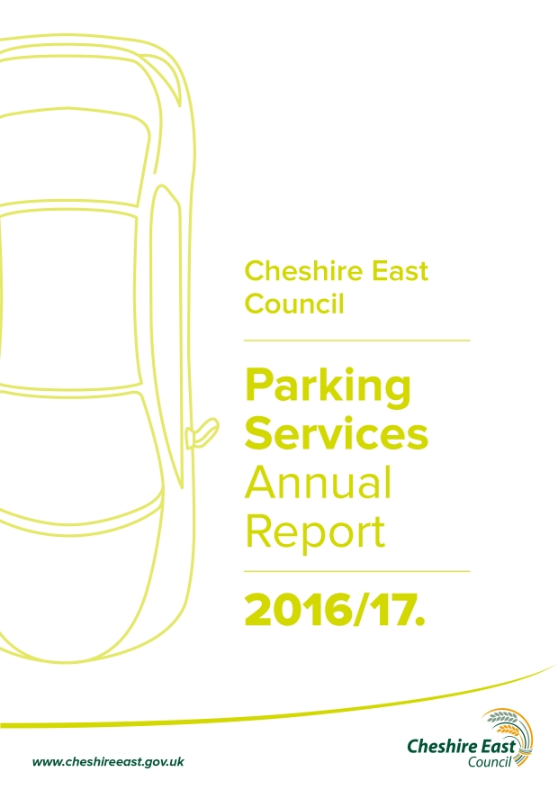 Parking Services Annual Report for 2016-17