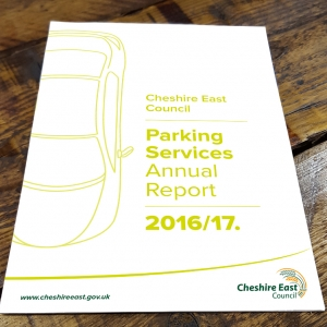 Cheshire East Parking Annual Report