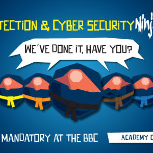 BBC Information Security campaign